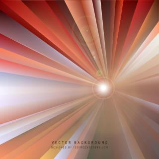 Abstract Light Rays Background Design