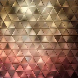 Dark Color Triangle Background Template
