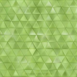 Abstract Green Triangle Background Clip Art