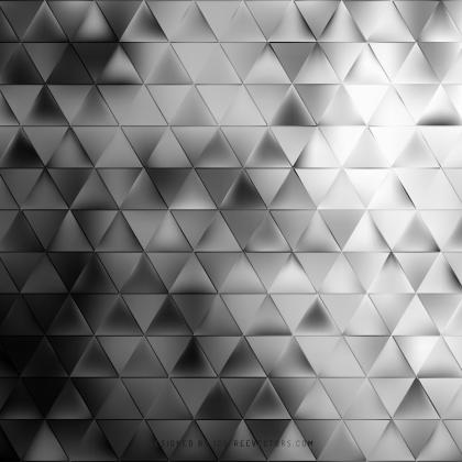 Black and Gray Triangle Vector Background
