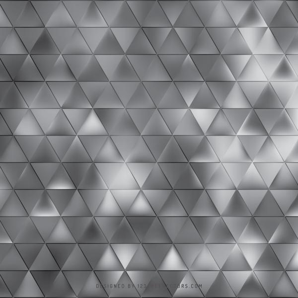 Dark Gray Triangle Background Clip Art