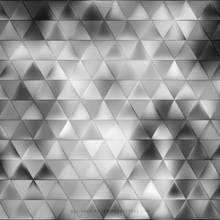 Abstract Gray Triangle Pattern