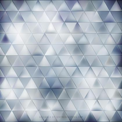 Abstract Gray Triangle Background Image