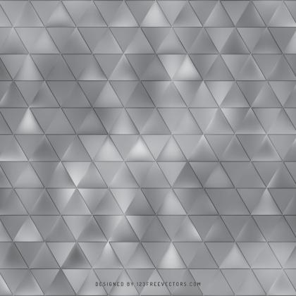 Abstract Gray Triangle Background Illustrator