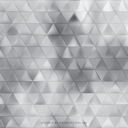 Abstract Gray Triangle Background Clip Art