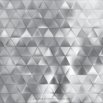 Abstract Gray Triangle Background Vector