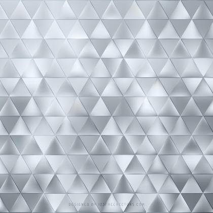 Abstract Gray Triangle Shape Background