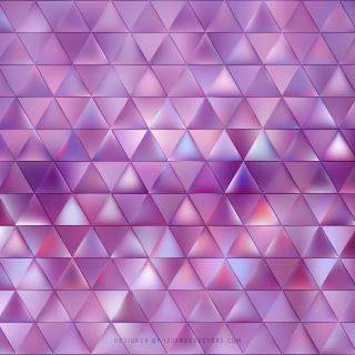 Purple Triangle Background