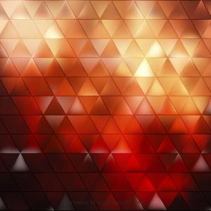 Abstract Dark Red Triangle Background Illustrator