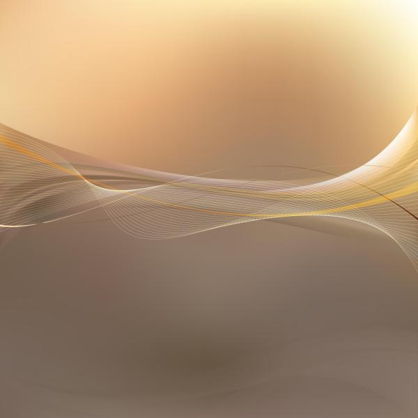 Abstract Flowing Lines Background Template