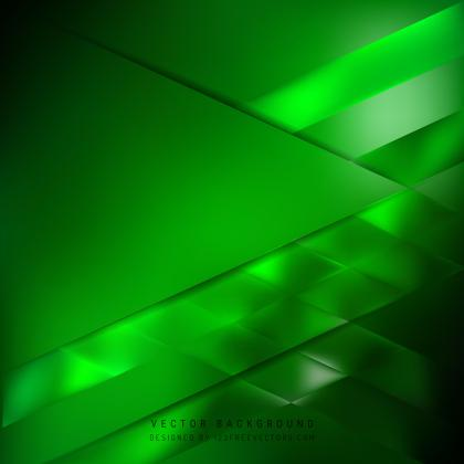 Abstract Green Background Illustrator