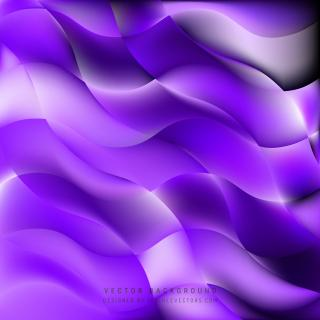 Violet Background Illustrator
