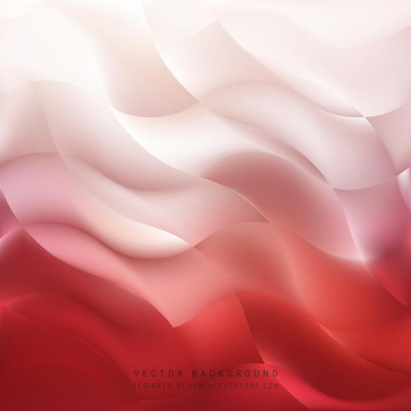 Abstract Light Red Background
