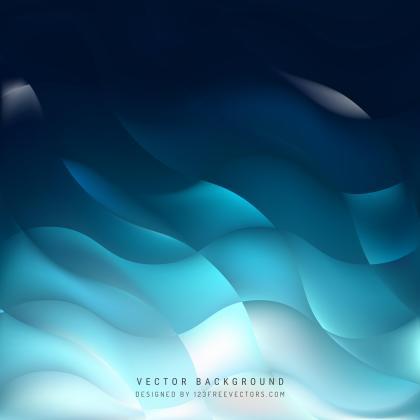 Dark Turquoise Background Design