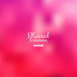 Free Pink Blurred Background Image