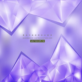 Free Violet Triangle Background Pattern Vector Art