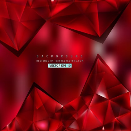 Free Dark Red Triangle Background Pattern Image