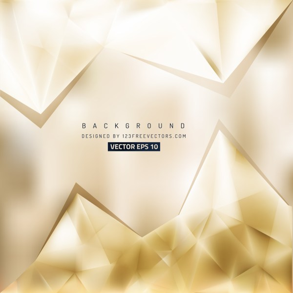 Free Light Color Triangle Background Pattern Image
