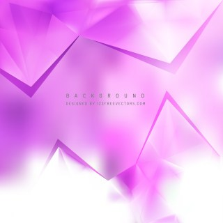 Free Purple and White Triangle Background Vector