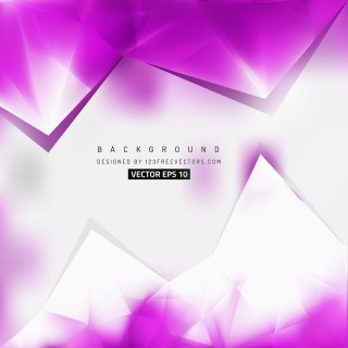 Free Purple and White Triangle Background Pattern Vector Art