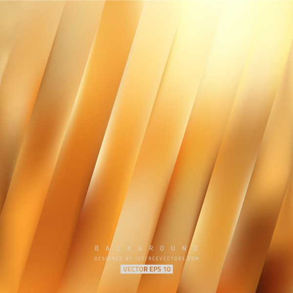Free Abstract Orange Diagonal Stripes Background Image