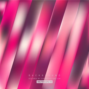 Free Abstract Pink Diagonal Striped Background Vector