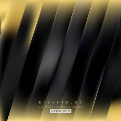 Free Abstract Cool Gold Diagonal Striped Background Vector