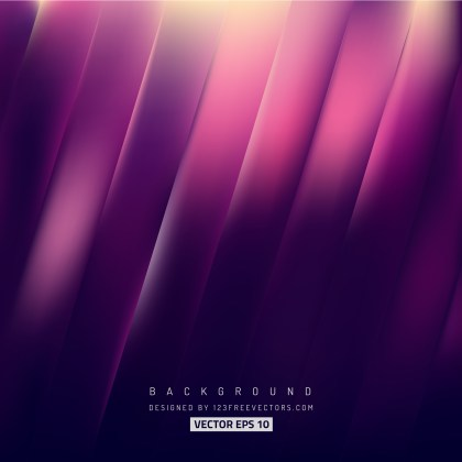 Free Abstract Purple and Black Diagonal Striped Background Vector