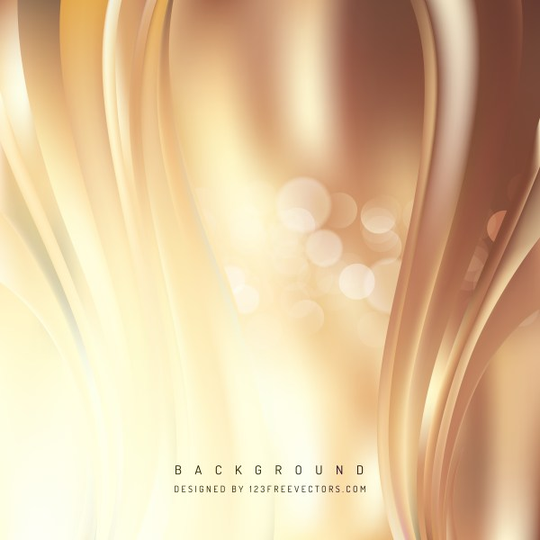 Free Brown Vertical Wave Background Template Graphic