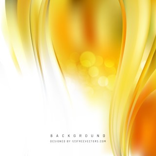 Free Abstract Orange and White Vertical Wavy Background Illustrator
