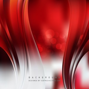 Free Abstract Red and White Vertical Wavy Background Graphic