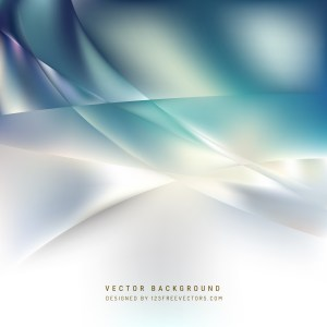 Free Abstract Blue and Grey Wavy Background Vector
