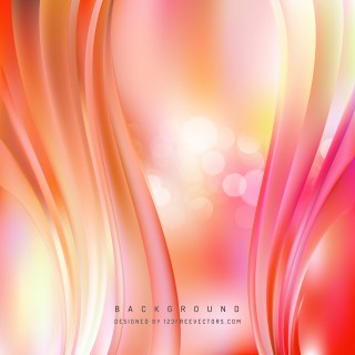 Free Pink Yellow and White Vertical Wave Background Illustrator