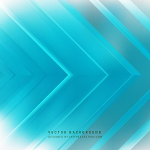 Free Blue Arrow Background Vector