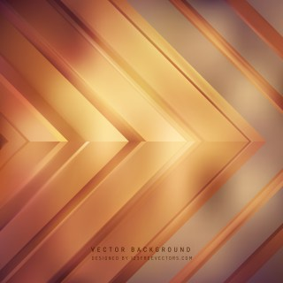 Free Abstract Brown Arrow Background Illustrator