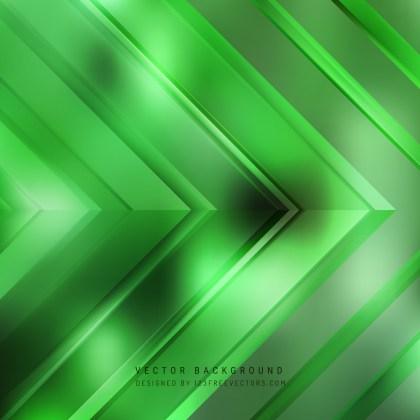 Free Green Arrow Background Vector