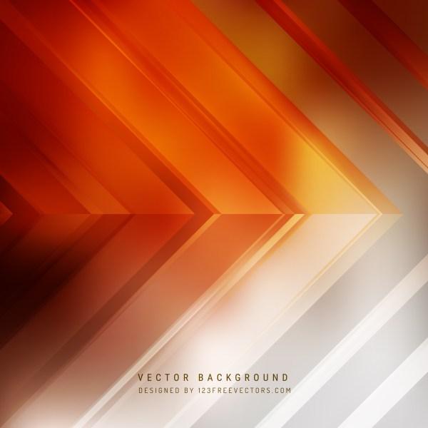 Free Orange and White Arrow Background Image