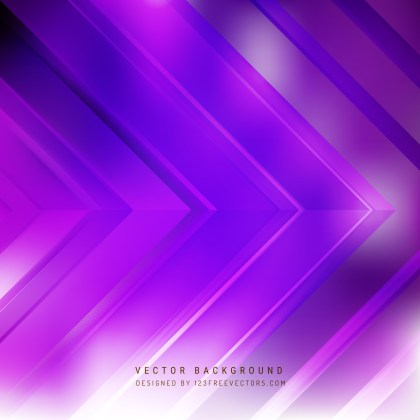 Free Abstract Blue and Purple Arrow Background Graphic