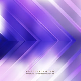 Free Blue Purple and White Arrow Background Vector