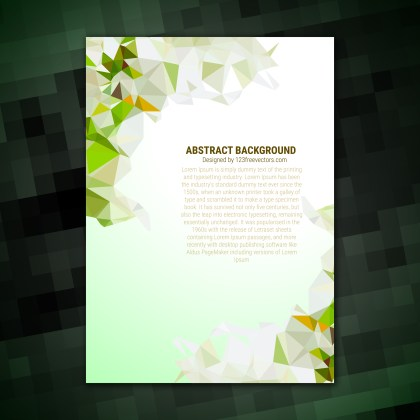 Free Flyer Templates Vector
