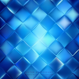 Free Blue Abstract Background Vector Art
