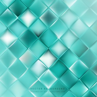 Free Abstract Turquoise Background Design