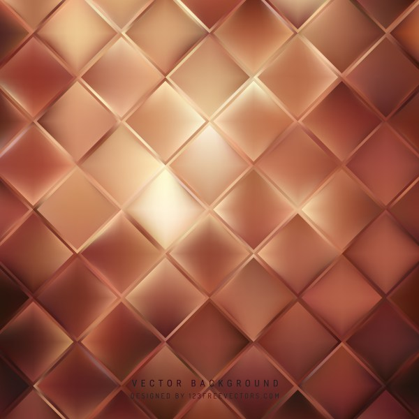 Free Abstract Brown Background Vector Graphic