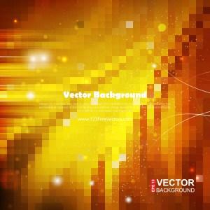 Free Dark Orange Abstract Background Vector Art