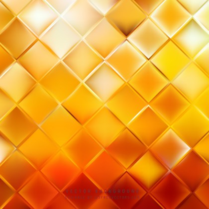 Free Abstract Orange Background Graphic