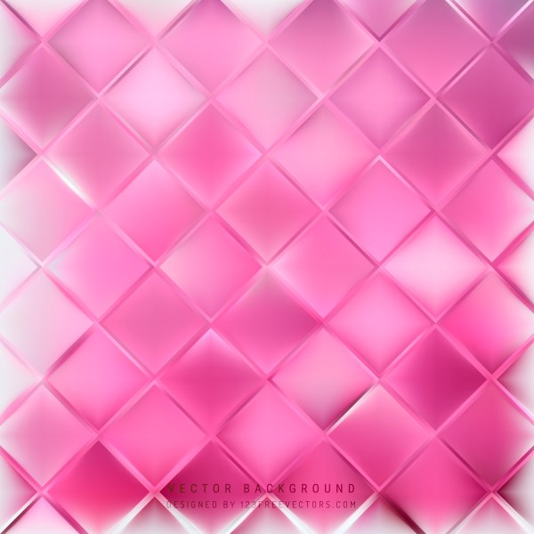 Free Abstract Pink Background Design