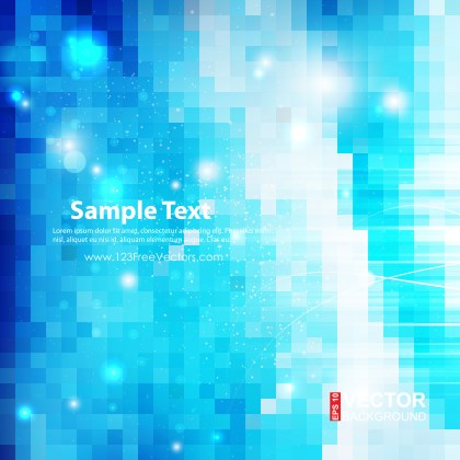 Free Abstract Blue and White Background Graphic