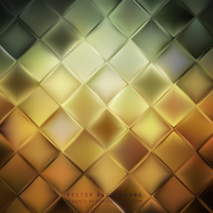 Free Brown and Green Abstract Background Vector Image