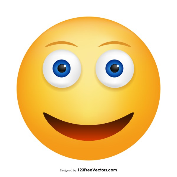 Laughing Face Emoji