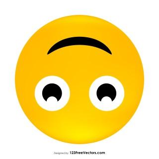 Black Rolling on The Floor Laughing Emoji